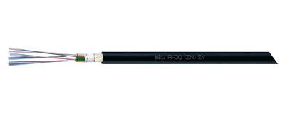 LWL-Außenkabel, A-DQ(ZN)2Y Mini Kabel, SlimLine Version