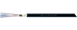 LWL-Universalkabel, I/A-DQ(ZN)BH (Minibündel) 5000 N (B2ca)