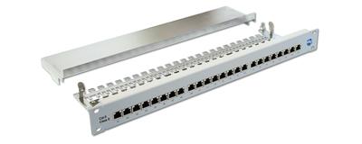 RJ45 - Verteilerfeld Klasse E, de-embedded, Serie OmniFix