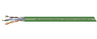 Industrial Ethernet, Li9Y(ST)C11Y 4x2x0,15-100 GN