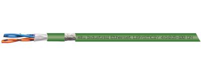 Industrial Ethernet, Li9Y(ST)C11Y 4x1x0,15-100 GN