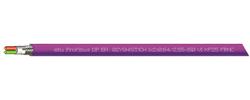 Profibus DP EA, 02YSH(ST)CH 1x2x0,64/2,55-150 VI KF25 FRNC