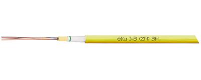 LWL-Innenkabel, I-B(ZN)BH (Minibündel), 1500 N