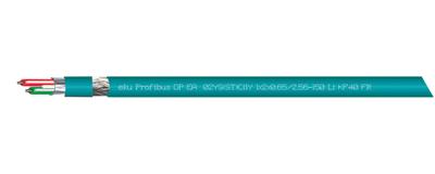 Profibus DP, 02YS(ST)C11Y 1x2x0,64/2,55-150 LI FRNC