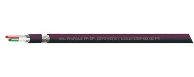 Profibus PA EA, 02YSY(ST)CY 1x2x1,0/2,55-100 OE FR