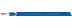 Profibus PA EA, 02YSY(ST)CY 1x2x1,0/2,55-100 BL OE FR