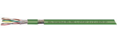 Interbus IBS RBC, L-2YC11Y 3x2x0,25 GN