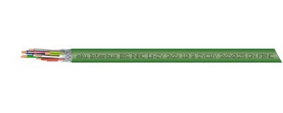 Interbus IBS INBC, Li-2Y3x1x1,0 & 2YC11Y 3x2x0,25 GN FRNC