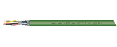 KNX / EIB - Bus, J-Y(ST)Y 2 x2x0,8 GN
