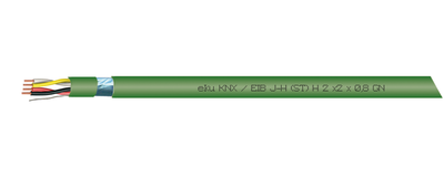 KNX / EIB - Bus, J-H(ST)H 2 x2x0,8 GN