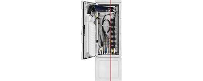 LWL - Kabelverzweiger, NVt 448, Serie 2.0