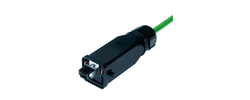 Profinet Anschlusskomponenten, HAN 3A® Steckverbinder Cat.5, 4-adrig