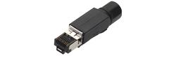 Profinet Anschlusskomponenten, RJ Industrial® Steckverbinder Cat.5 / 6
