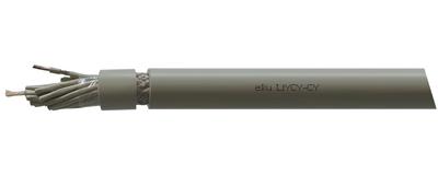 Steuerleitung LiYCY-CY