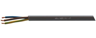 PVC-Schlauchleitung H05VV-F