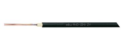 LWL-Außenkabel, A-D(ZN)2Y Micro Kabel für 7/4 mm Röhrchen