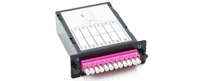 MTP / MPO Einschubmodule, für Fiber-Patch M easy MTP