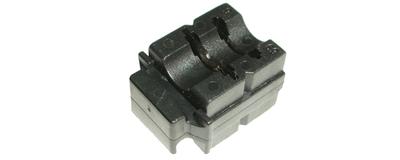 Ersatzmesserblock für Multi-Rotations-Abisolierer, ECS 01 R 35