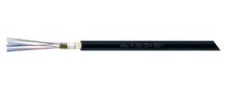 LWL-Außenkabel, A-DQ(ZN)B2Y (Minibündel) 3000 / 4000 N