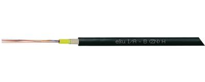 LWL-Universalkabel, I/A-B(ZN)H Micro Kabel für 7/4 mm Röhrchen