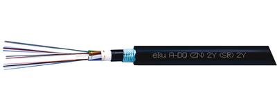 LWL-Außenkabel, A-DQ(ZN)2Y(SR)2Y (Minibündel)